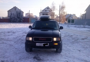 GMC Jimmy 1995 Курск