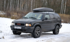 GMC Jimmy 1996 Курск