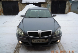 Brilliance M2 2008 Киржач