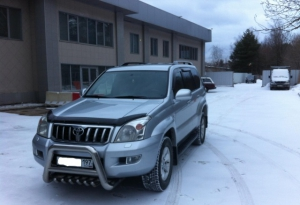 Toyota Land Cruiser Prado 2005 Москва