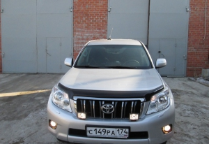 Toyota Land Cruiser Prado 2012 Уфа