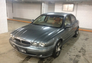 Jaguar X-type 2005 Москва