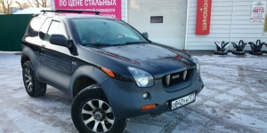 Isuzu Vehi Cross 1999 Москва