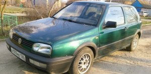 Volkswagen Golf 1996 Ипатово