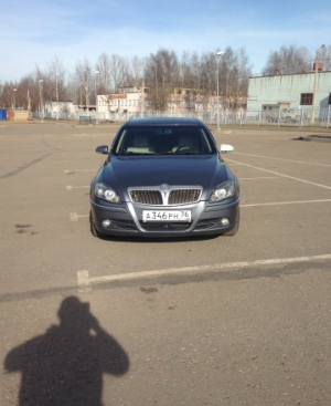 Brilliance M2 2008 Ярославль