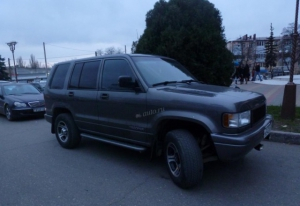 Isuzu Trooper 1994 Пятигорск