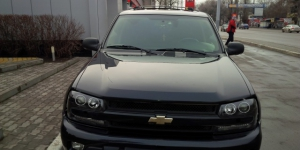 Chevrolet TrailBlazer 2009 Воронеж
