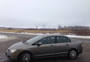 Honda Civic 2008 Кашира