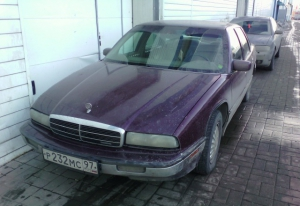 Buick Regal 1993 Москва