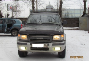 Isuzu Trooper 2000 Санкт-Петербург