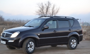 SsangYong Rexton 2007 Волгоград