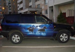 Toyota Land Cruiser 2007 Москва