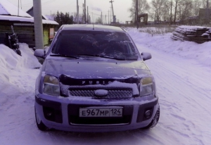 Ford Fusion 2007 Назарово