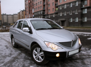 SsangYong Actyon 2011 Санкт-Петербург