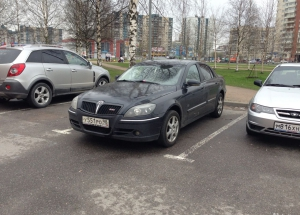 Brilliance M2 2008 Санкт-Петербург