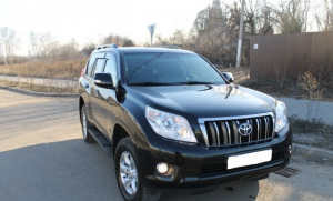 Toyota Land Cruiser Prado 2012 Клин
