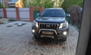 Toyota Land Cruiser Prado 2012 Москва