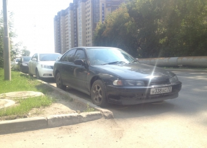 Honda Accord 1995 Тюмень