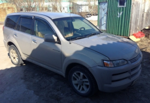 Isuzu Axiom 2002 Ямало-Ненецкий АО