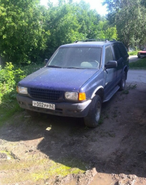 Isuzu Rodeo 1993 Рязань