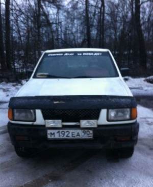 Isuzu Rodeo 1991 Москва