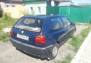 Volkswagen Golf 1993 Сызрань