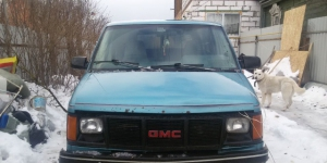 GMC Safari 1994 Москва