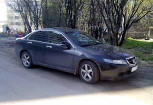 Honda Accord 2005 Мурманск