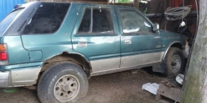Isuzu Rodeo 1995 Погар