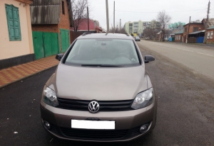 Volkswagen Golf Plus 2012 Краснодар
