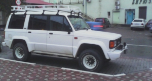 Isuzu Trooper 1990 Туапсе