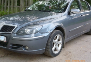 Brilliance M2 (BS4) 2008 Москва