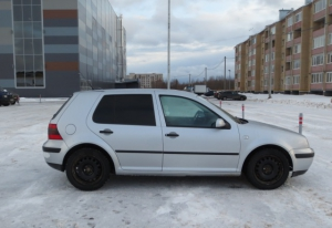 Volkswagen Golf 2000 Котлас