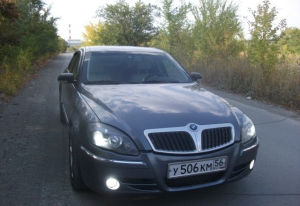 Brilliance M2 (BS4) 2009 Гай