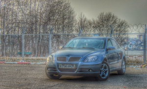 Brilliance M2 2007 Воронеж