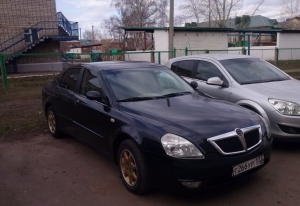 Brilliance M1 (BS6) 2008 Мелеуз