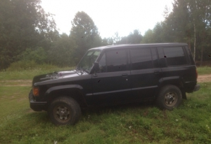 Isuzu Trooper 1990 Москва