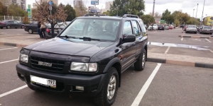 Isuzu Rodeo 2001 Москва