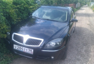 Brilliance M2 (BS4) 2008 Санкт-Петербург