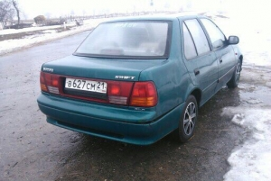 Suzuki Swift 2003 Чебоксары