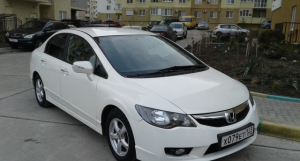 Honda Civic 2009 Новороссийск