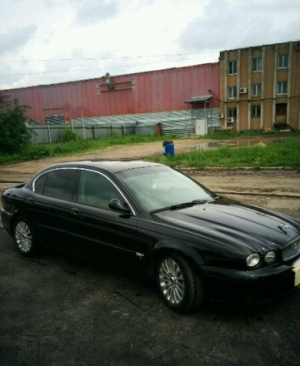 Jaguar X-type 2002 Тамбов