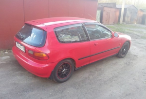 Honda Civic 1992 Курган