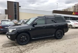 Toyota Land Cruiser 2008 Уфа