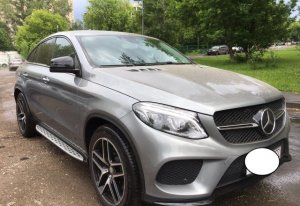 Mercedes-Benz GLE-класс 2015 Москва