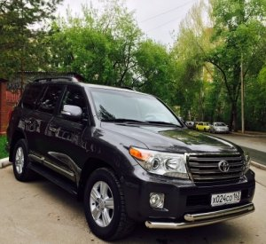 Toyota Land Cruiser 2012 Самара