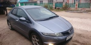 Honda Civic 2008 Ковров