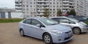 Toyota Prius 2011 Брянск