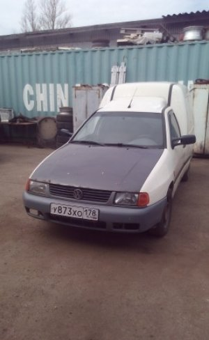 Volkswagen Caddy 2002 Санкт-Петербург