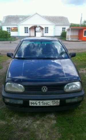 Volkswagen Golf 1992 Липецк